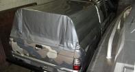 Тент на Mitsubishi