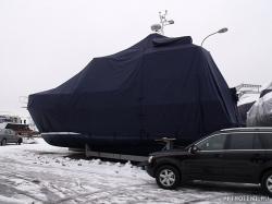 Транспортировочный тент на яхту Grand Bangs 47