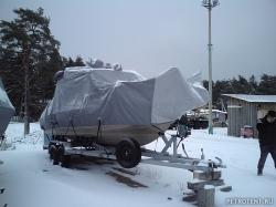 Транспортировочный тент Silver Star Cabin