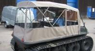 Тент на вездеход Argo Avenger 8x8