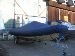 Транспортировочный тент на надувную лодку Гардемарин 600